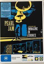 Pearl Jam Immagine In Cornice DVD very good condition rare  R4