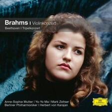 ANNE-SOPHIE MUTTER - BRAHMS & BEETHOVEN (NEUWARE)