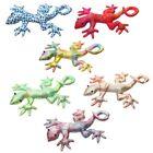 Gecko Sandtier Länge 27 cm sandgefüllt groß Türstopper Briefbeschwerer