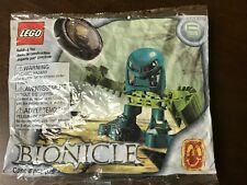 Lego Bionicle Set Kongu polybag Rare 2001 Tohunga Set Sealed McDonald's Set 5