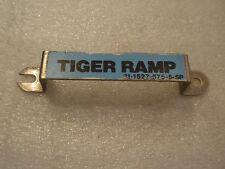 Williams Bad Cats Pinball Machine Playfield Metal Tiger Ramp Gate Frame!