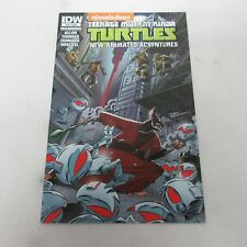 IDW Teenage Mutant Ninja Turtles New Animated Adventures #16 NM