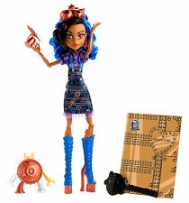 Monster High Robecca Steam ART CLASS 1 Sammlerpuppe  BDD79