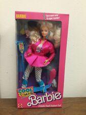 "Cool Times Barbie ""ice cream soda"" & super scooter!"