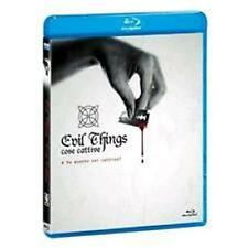 Blu Ray EVIL THINGS - Cose Cattive - (2012) Horror......NUOVO