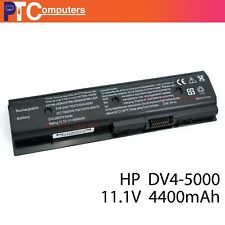 Battery For HP Pavilion DV4-5000 DV6-7000 DV7-7000 HSTNN-LB3P LB3N MO06  4400mAh
