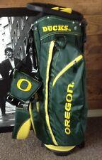 University of Oregon Golf Stand Bag