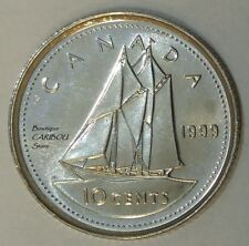 1999 P Canada Test Token 10 Cents