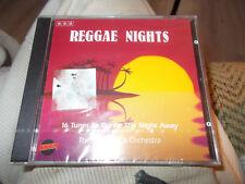 THE GARY TESCA ORCHESTRA CD REGGAE NIGHTS BRAND NEW SEALED