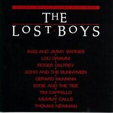Lost Boys (1987) Inxs, Lou Gramm, Roger Daltrey.. [CD]