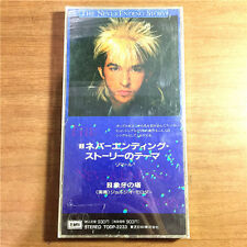 """Limahl - The NeverEnding Story TODP-2233 JAPAN 3""""/3INCH CD 200"""