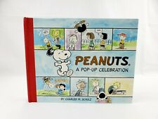 Peanuts: A Pop-up Celebration by Charles M. Schulz