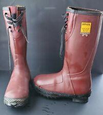 Men's Boots SIZE 8  Fiberglass Shank RANGERASTM F 2413-05 Safety Toe Cap