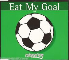 COLLAPSED LUNG - Eat My Goal (UK 6 Trk 1998 CD Single)