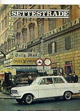 SETTESTRADE # Mensile - Anno XI - N.116/117 # Gennaio/Febbraio 1965