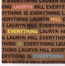 (CG36) Lauryn Hill, Everything Is Everything - 1999 DJ CD