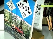REVUE TECHNIQUE CARR + MECAN. MAZDA 323 / 1000cc / 1300cc / 1977/78
