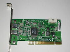 PCI Fire Wire Controller MSI MS-6971 Ver 1.0 32bit 400 Mb/s
