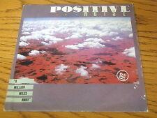 "POSITIVE NOISE - A MILLION MILES AWAY     7"" VINYL PS"