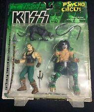 McFarlane Toys KISS- Psycho Circus (Peter Criss/The Animal Wrangler)  Figures