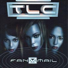 TLC CD Fanmail - Europe (EX/EX)