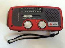 Etón American Red Cross FR160 Microlink Self-Powered AM/FM/NOAA Weathe...