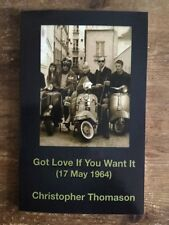 Got Love If You Want It Mods Rockers 1960s Brighton London Scooter Boys Book