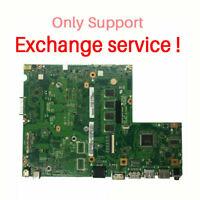 Exchange For ASUS X541UVK X541UA X541UV W/ I3-7100U 8GB Motherboard Mainboard