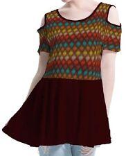 Kurzarm Damenkleider in Größe XS für die Freizeit