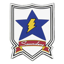 Girls und Panzer American Saunders University Cospa Character PVC Patch Badge