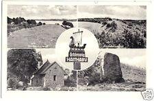 AK, Schleswig, Haitabu, fünf Abb., 1956
