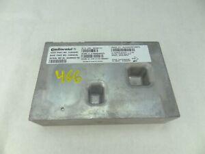2009 Chevy Traverse Communication Control Module Computer 25984445