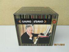 RCA LIVING STEREO COLLECTION Vol.2 BOX SET 60-CD (lp re's lsc) Szeryng Richter