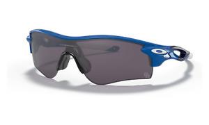 Oakley Radarlock Path Sunglasses OO9206-6038 Team Blue W/ PRIZM Grey (AF)