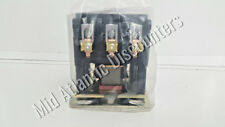 Source One 3 Pole Contactor 30 Amps Coil 24V 50/60 Hz RES 40 Amps S1-DP330024
