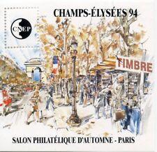 TIMBRE FRANCE BLOC FEUILLET CNEP N° 19 ** SALON PHILATELIQUE CHAMPS ELYSEES