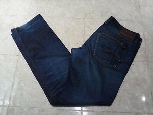 Mens G-STAR RAW Regular Straight Jeans  , size 36W 32L