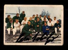 Hans Schäfer DFB Weltmeister 1954 WS Verlag Sammelbild Original Sign+ A 150073