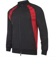 f3f0f17e4f10 Jordan JSW Wings Muscle Jacket Black Red Pockets  100 843100-016 Mens M L XL