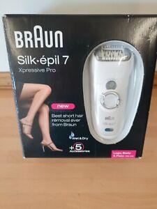 Braun Silk*Epil 7 In Box