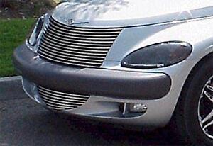 Fits 01-05 Chrysler PT Cruiser GTS Smoke Acrylic Headlight Covers Pair GT0661S