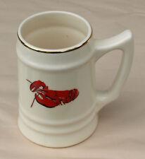 Rare Old Original Bookbinders Restaurant Ceramic Beer Grog Tankard / Drink Mug