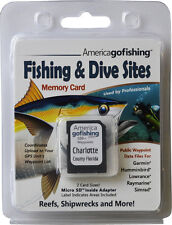 Charlotte County Fishing & Dive Sites Memory Card