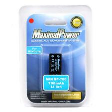 Camera Battery For KONICA MINOLTA NP-700 Dimage X50 X60 DG-X50-K DG-X50-R 700mAh