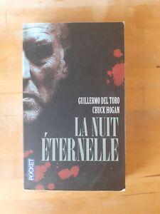 La nuit éternelle - Guillermo Del Toro & Chuck Hogan - Pocket