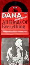 Single Dana: All kinds of everything (Grand Prix 1970)