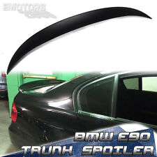 PAINTED COLOR BMW E90 3ER PERFORMANCE HIGH KICK TRUNK SPOILER M3 320i ABS SEDAN