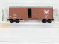Micro Trains N 40/' GS Drop Bottom Gondola Micro Trains 35th Anniversary