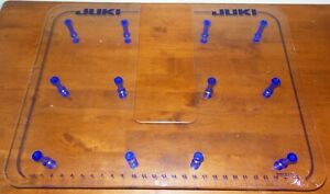"""RARE! Genuine JUKI TL Series Giant 24""""x32"""" extension table for quilting"""