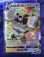 Pokemon SHINING FATES Shiny Vault Rillaboom VMAX SV106/SV122 - NM - Pack Fresh